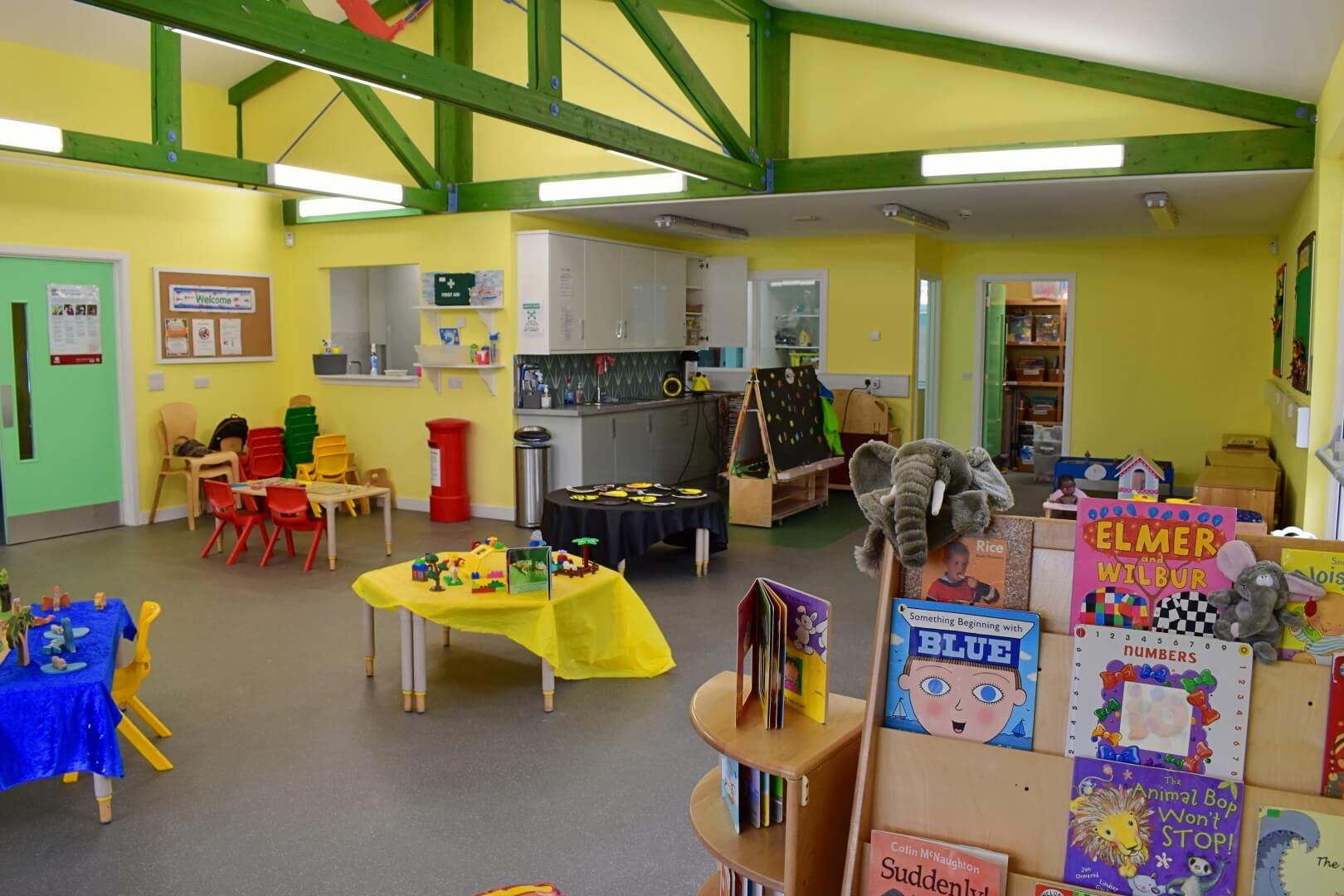 Rays Playhouse Childrens Centre Sands End Fulham (12)