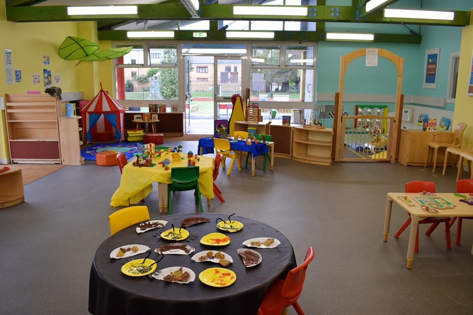 Rays Playhouse Childrens Centre Sands End Fulham (20)