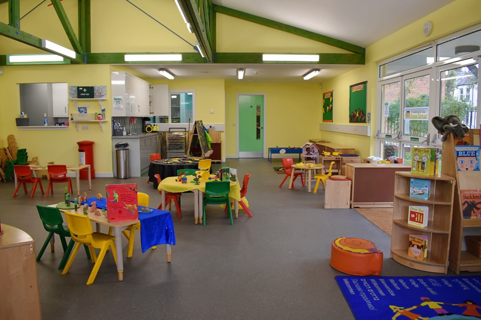 Rays Playhouse Childrens Centre Sands End Fulham (22)