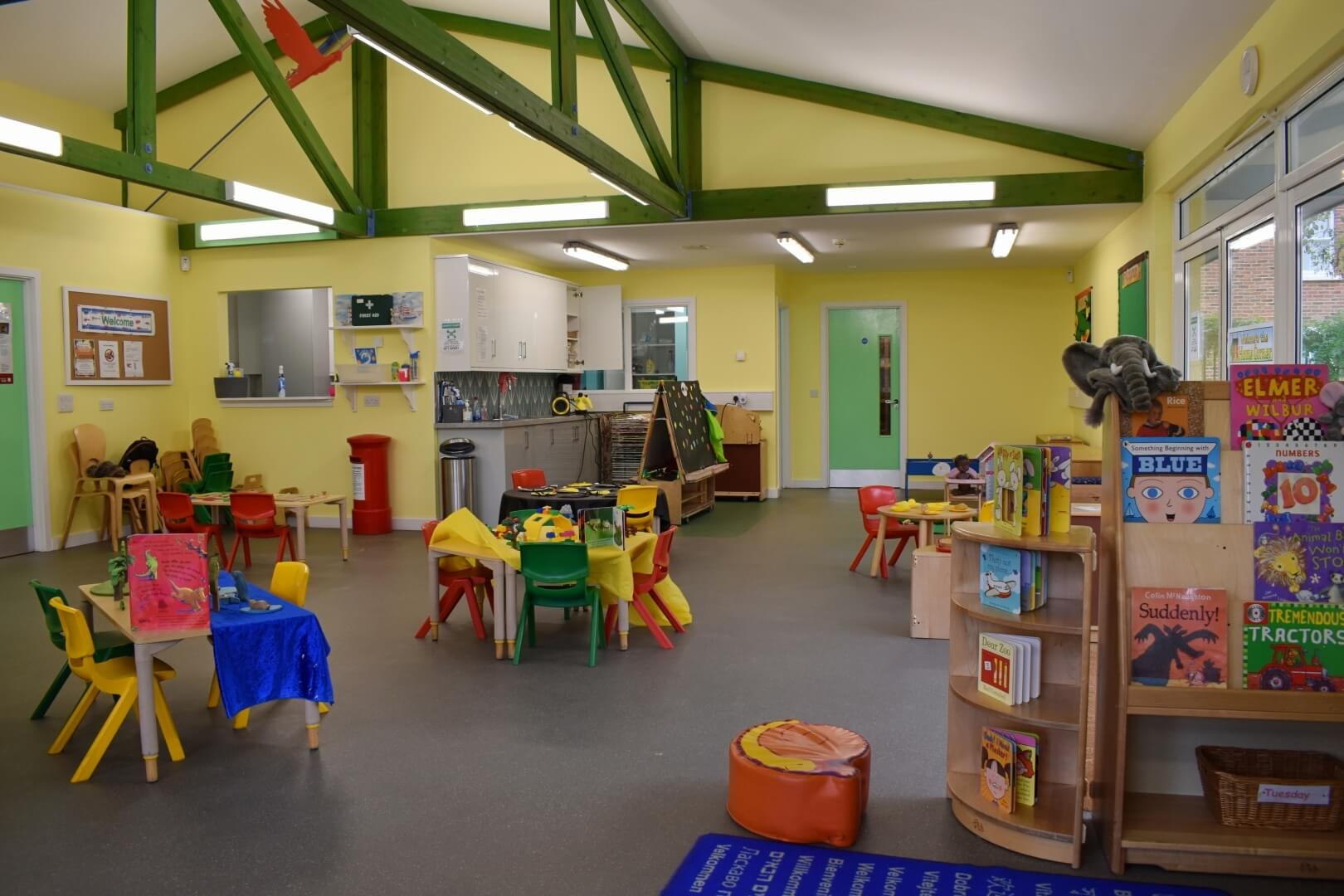 Rays Playhouse Childrens Centre Sands End Fulham (23)
