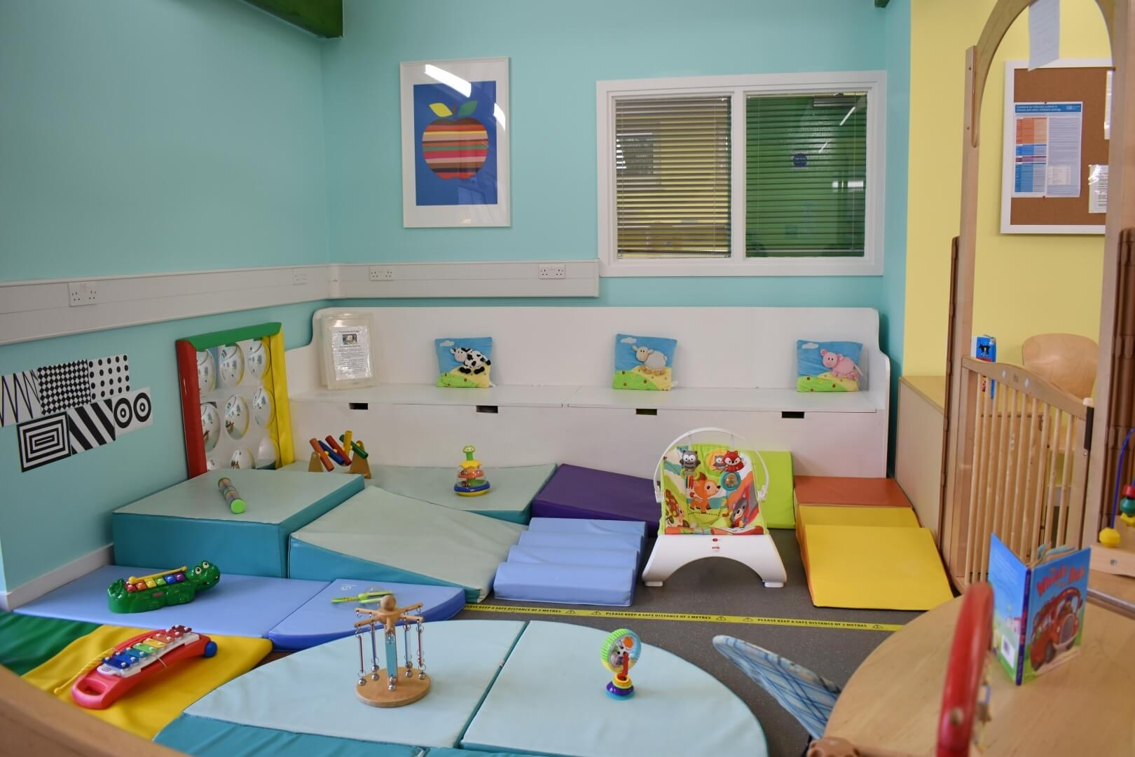 Rays Playhouse Childrens Centre Sands End Fulham (24)