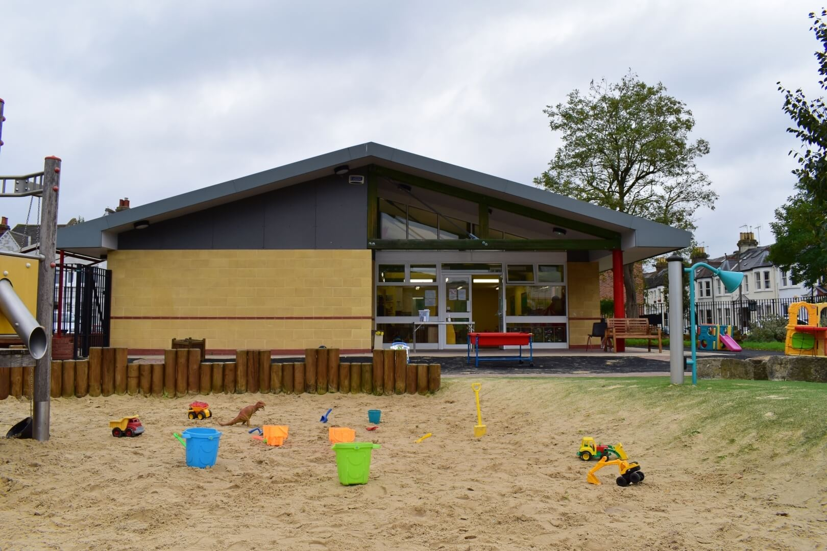 Rays Playhouse Childrens Centre Sands End Fulham (30)