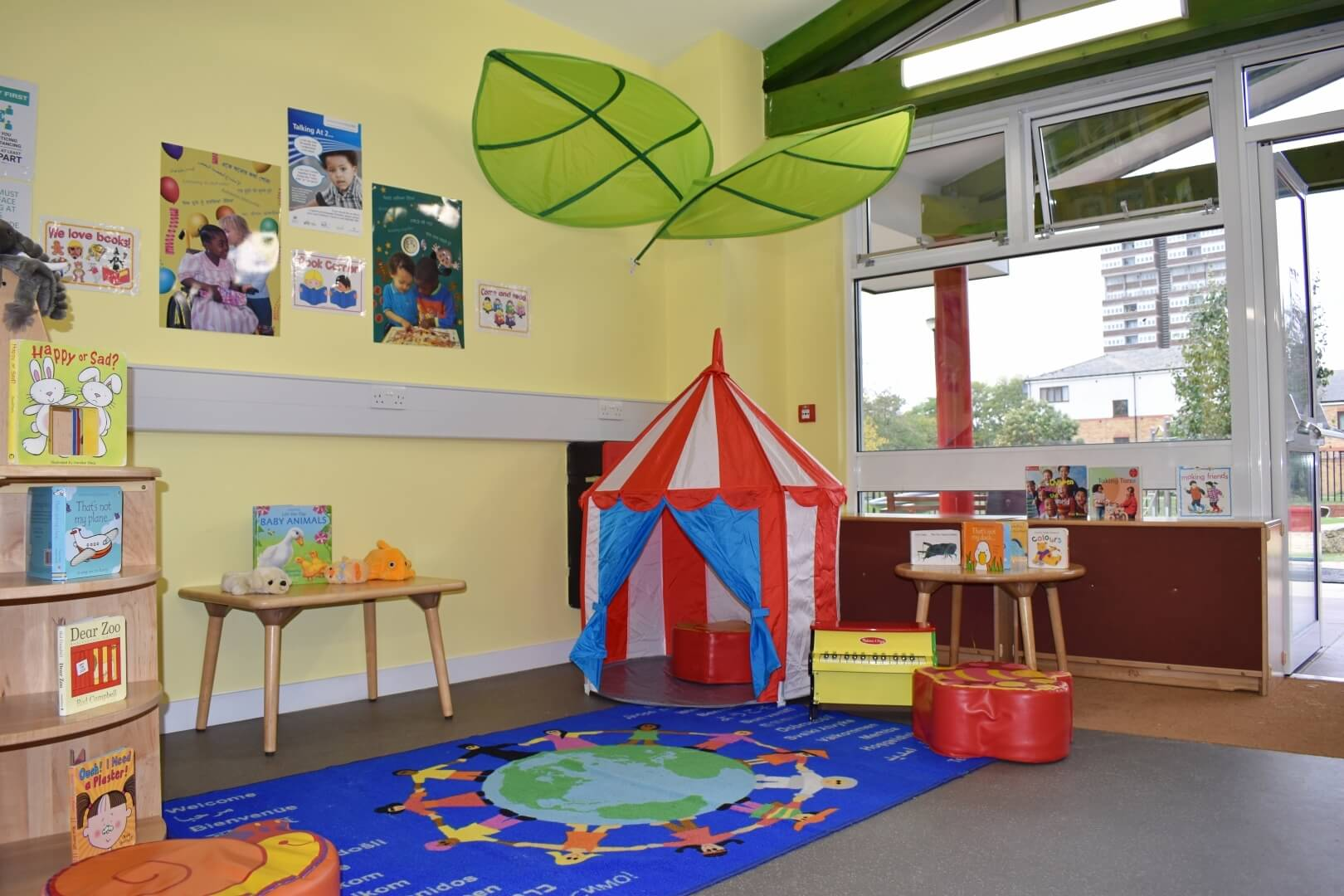 Rays Playhouse Childrens Centre Sands End Fulham (34)